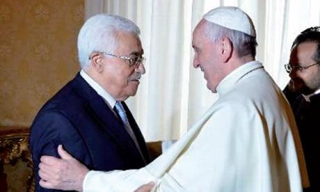 Mahmoud Abbas : «Un transfert de l'ambassade des États-Unis de Tel-Aviv vers Al-Qods nuirait à la cause de la paix»