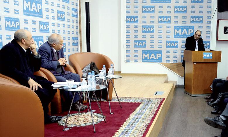 Élection du bureau exécutif de la Fondation Mohamed Abed Al-Jabri