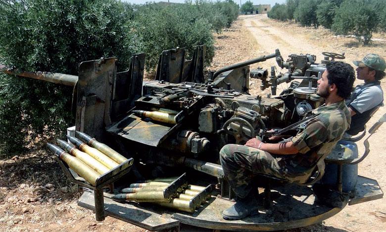 L'opération du «Bouclier de l'Euphrate» a été lancée le 24 août afin de nettoyer les frontières  turco-syriennes de Daesh.
