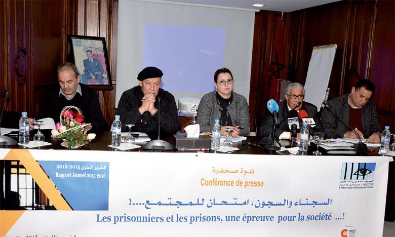 En 2016, il y a eu près de 5.329 nouveaux détenus.Ph. Kartouch