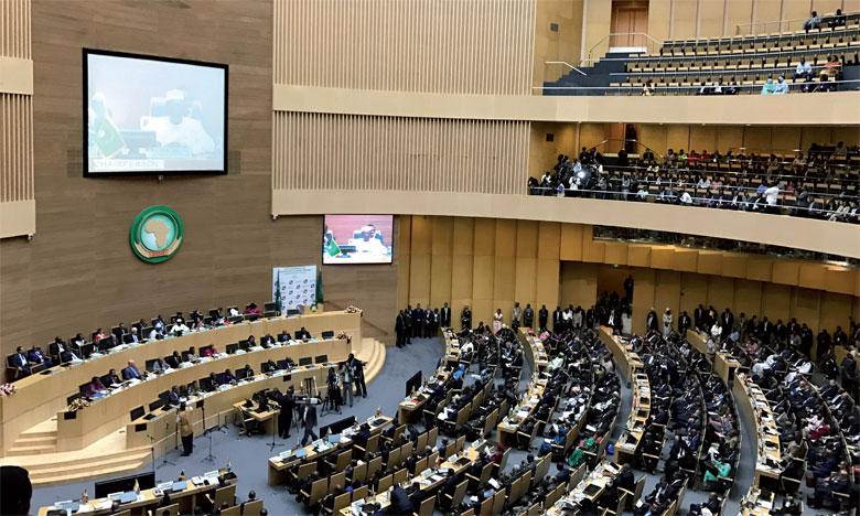 Retour victorieux du Maroc à l'Union africaine