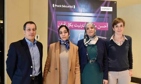 Inwi lance son pack en partenariat avec Kaspersky Lab