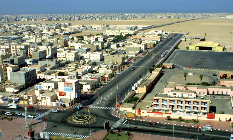 Dans le cadre du MDPS sont programmés quelque 600 projets dans les trois régions sud du Royaume avec une enveloppe de 77 milliards de dirhams durant la décennie 2016-2025.Ph. Saouri