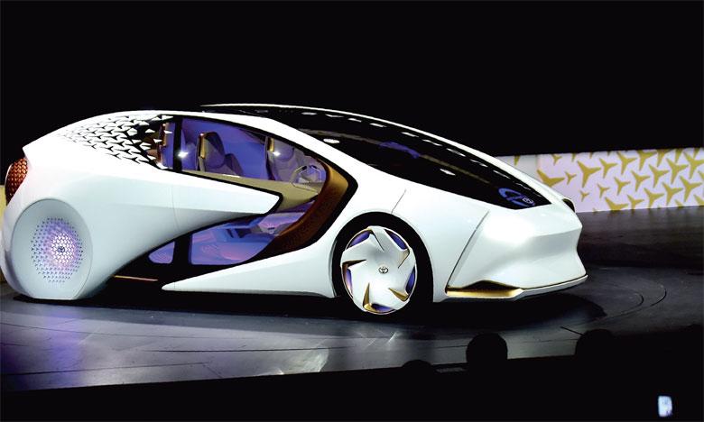 Les voitures sans chauffeur, dont certains acteurs du secteur promettent une production en série aux alentours de 2020, sont un thème phare au CES cette année, avec des prototypes et des démonstrations dans les rues de Las Vegas par nombre de constru