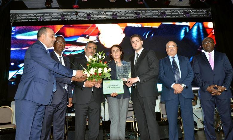 Les sociétés agricoles du Souss ont raflé 8 des 11 prix de l'édition 2017 des Trofel. Ph : MAP