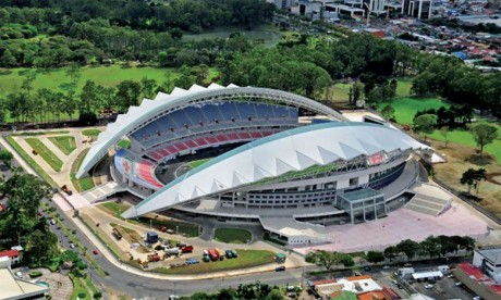 Stade de l'Amitié sino-gabonaise d'Angondjé