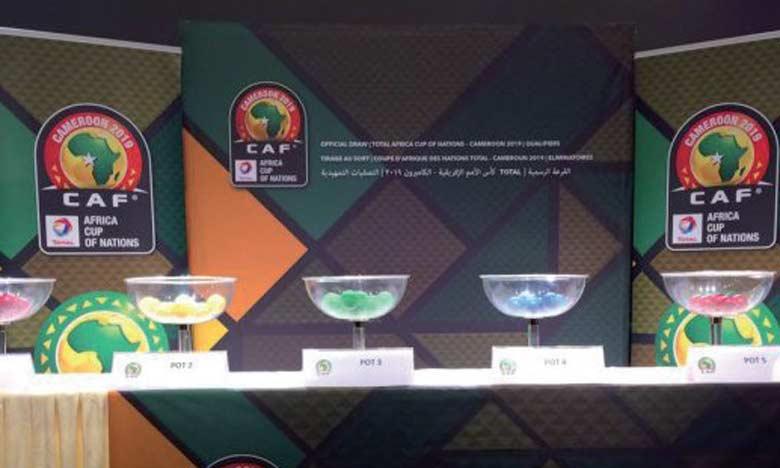 Les éliminatoires de la CAN 2019 débuteront le 20 mars 2017.
