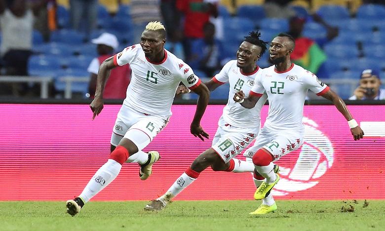 Le Burkina Faso qualifié, la Tunisie quitte la compétition