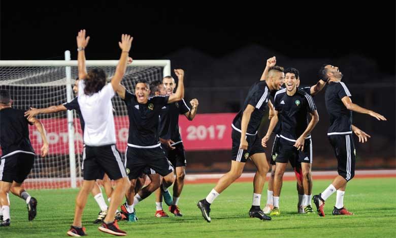 Les Lions de l'Atlas affrontent ce dimanche l'Égypte pour une place  en demi-finale