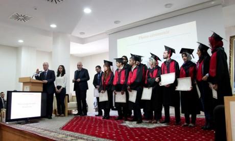 L'Académie des arts célèbre sa 2e promotion
