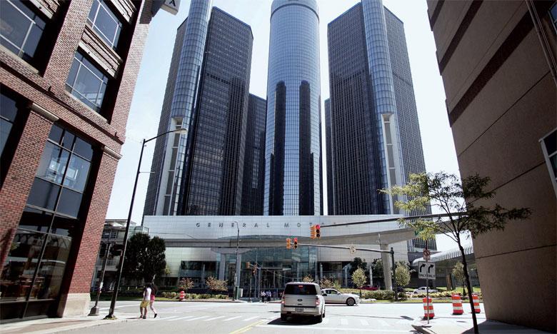 General Motors et PSA ont été brièvement liés par une alliance en 2012-2013, ensuite réduite à une coopération sur des projets ponctuels après la sortie du géant américain du capital de l'entreprise française.Ph. AFP