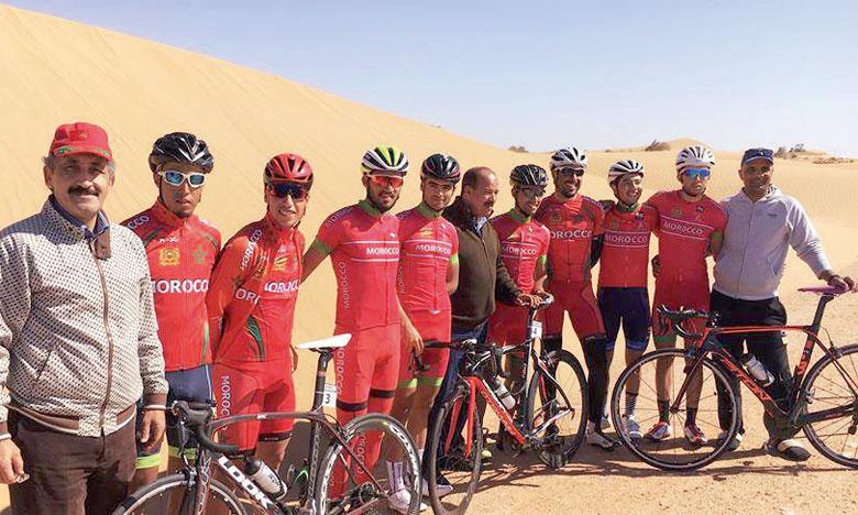 Les Marocains ont retrouvé le podium grâce à Mounir Makhchoun et Salahedine Mraouni, respectivement deuxième et troisième.