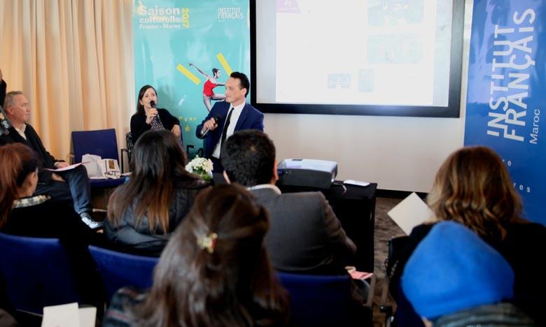 L'Institut français du Maroc propose ainsi une saison ponctuée par 200 jours de spectacle vivant, 400 projections de films, 300 jours d'expositions et 60 conférences dans 12 villes du Royaume. Ph : MAP
