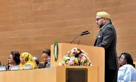 Un discours de raison qui scelle des retrouvailles sincères  entre le Maroc et sa famille institutionnelle africaine