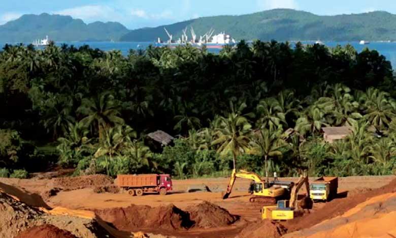 Les Philippines ferment une vingtaine de mines de nickel