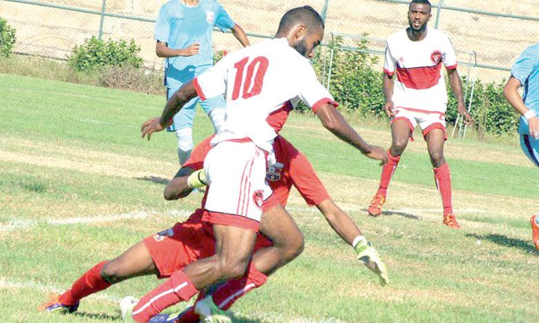 Le Chabab Mohammedia continue d'occuper la 10e place au classement du groupe nord.