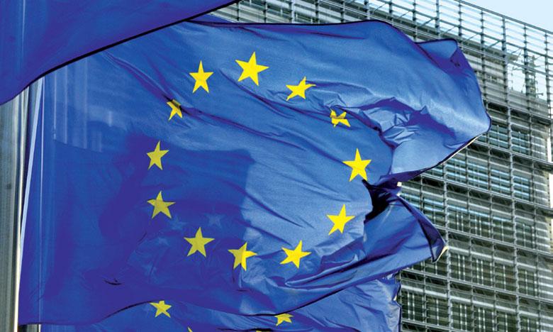 L'exécutif européen table désormais sur une croissance de 1,6% en 2017 et 1,8% en 2018, après 1,7% en 2016. Ph. AFP