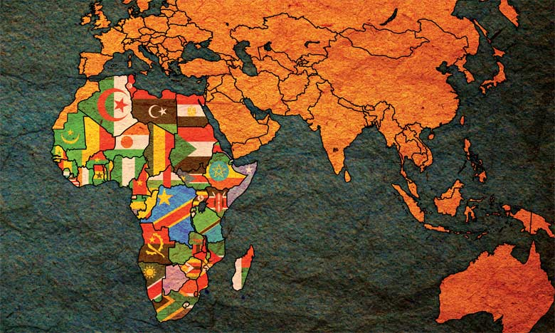 La nouvelle approche géoéconomique pratiquée par le Maroc consiste à s'ouvrir aussi sur les pays anglophones se situant en Afrique de l'Est et Australe indépendamment de leur position vis-à-vis du dossier de l'intégrité territoriale du Maroc.