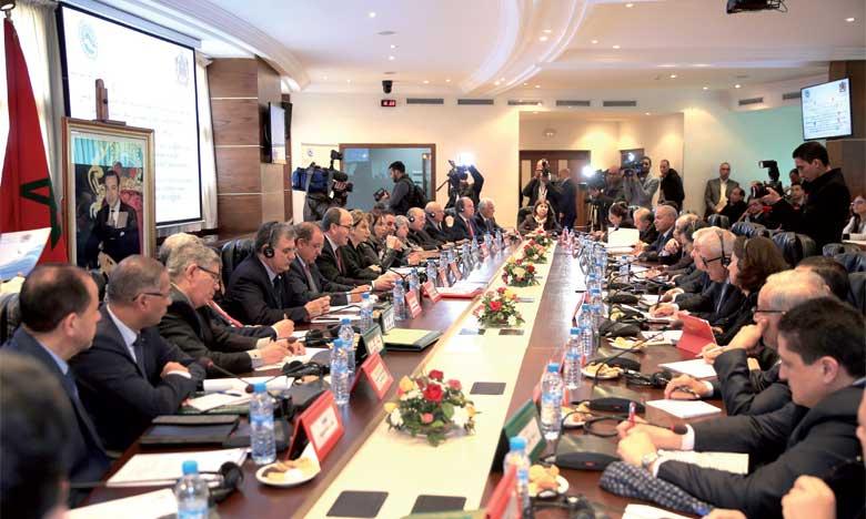 Ce séminaire, organisé par la Chambre des conseillers, s'inscrit dans le cadre de la visite au Maroc, du 8 au 11 février, d'une délégation de l'Assemblée parlementaire de la Méditerranée représentant les pays du Dialogue 5+5.