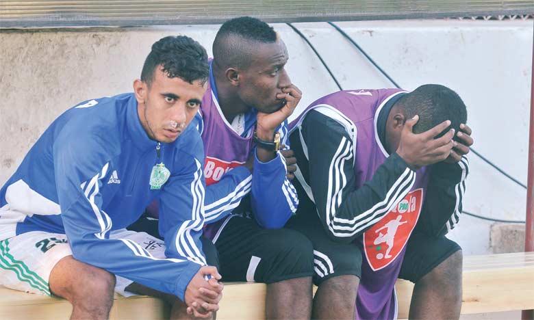 Les joueurs montent au créneau contre le président Saïd Hasbane