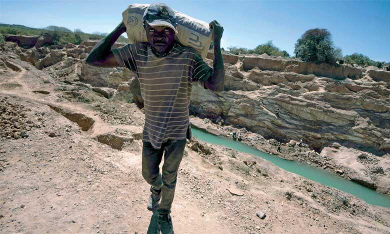Afrique: la hausse des prix redonne le moral à l'industrie minière