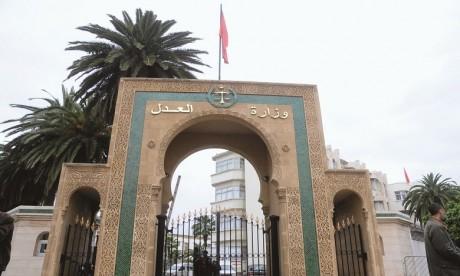 Le ministère de la justice annonce une série de mesures concrètes