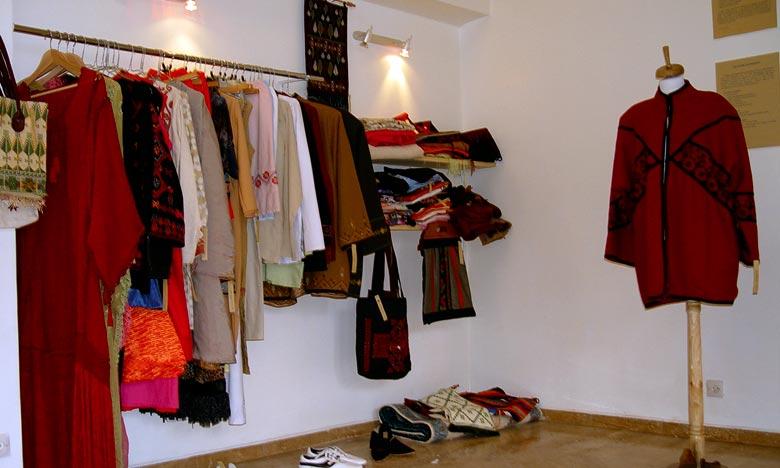 Ces deux événements sont une vitrine du textile, contribuent au développement de l'expertise marocaine dans ce domaine, en consolidant la compétitivité du Royaume. Ph : Kartouch