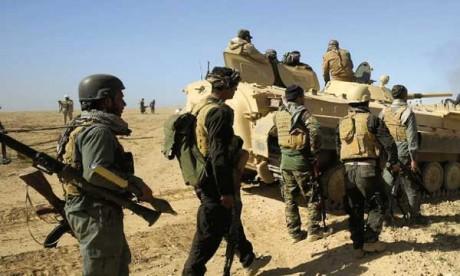 Les forces armées resserrent l'étau à Mossoul, dernier bastion de Daech