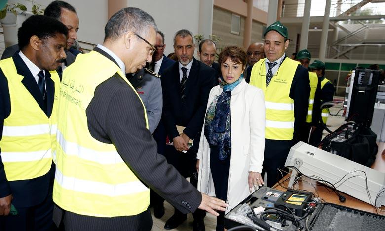 La 1ère promotion des inspecteurs installée à Rabat