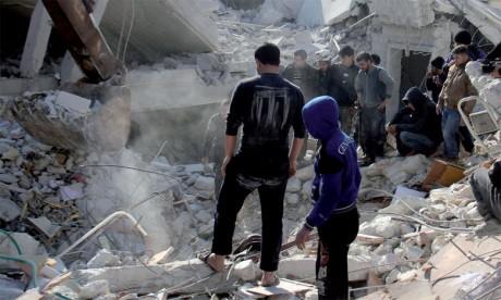 La Turquie veut se joindre à l'opération de libération de Raqa