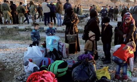 Bachar Al Assad se dit contre  des zones de sécurité