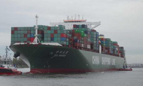 La Chine devient le premier partenaire commercial de l'Allemagne hors UE