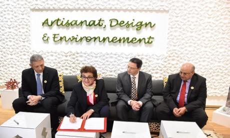 L'artisanat marocain s'allie au design américain