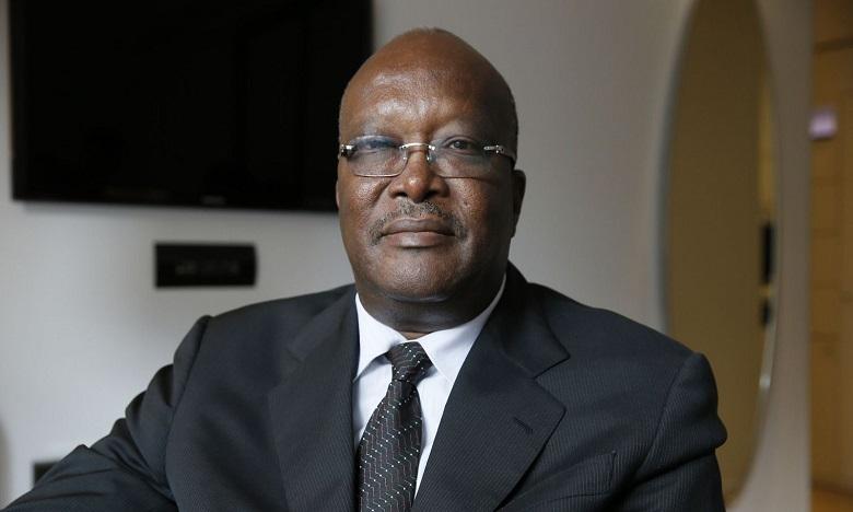 Le président burkinabé est arrivé ce mercredi à Casablanca