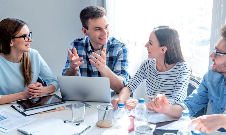 Si tous les collaborateurs se voient initiés à l'exploration du savoir-être et découvrent ensemble leurs profils, ils seront plus à même de partager et d'échanger.