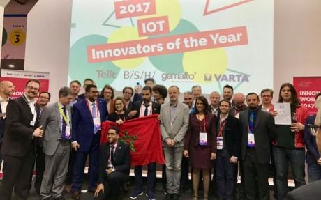 «SmartiLab» porte haut les couleurs du Maroc