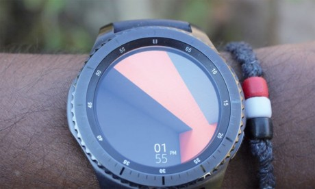 Gear S3, la nouvelle montre connectée de Samsung