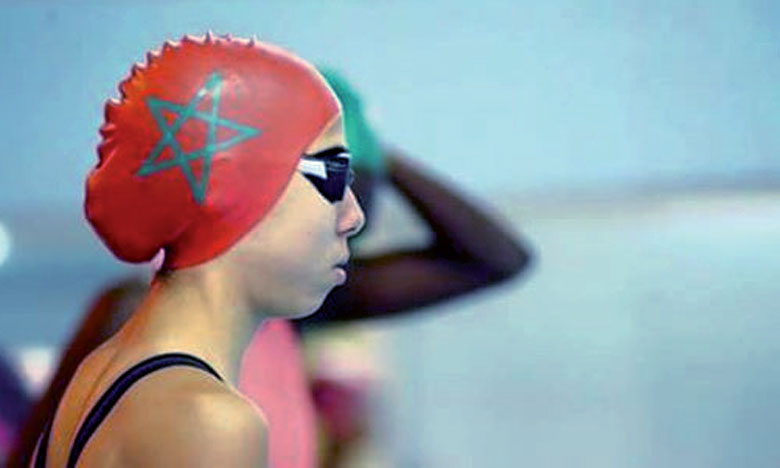 Hiba Fahsi décroche  la médaille d'argent  au Championnat d'Afrique