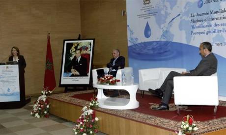 Seuls 9% des eaux usées traitées  sont réutilisées au Maroc
