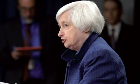 La Fed relève ses taux pour  la 2e fois depuis novembre2016