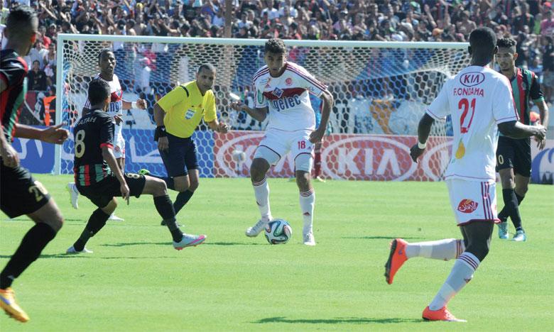Le Clasico WAC-AS FAR a été reporté en raison de la participation du club casablancais en Ligue des champions.