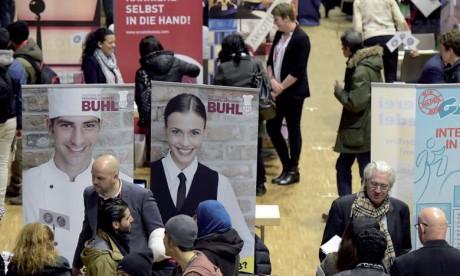 Le chômage allemand à un plus bas historique