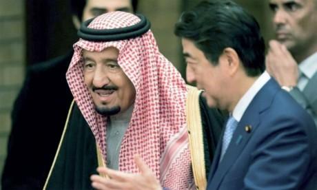 Le Japon et l'Arabie saoudite renforcent leur coopération