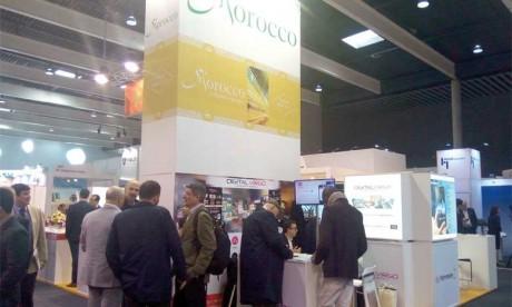 Un pavillon marocain signé Maroc Export