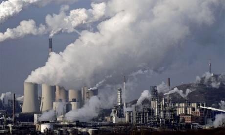 Un quart des décès des moins  de 5 ans attribué à la pollution