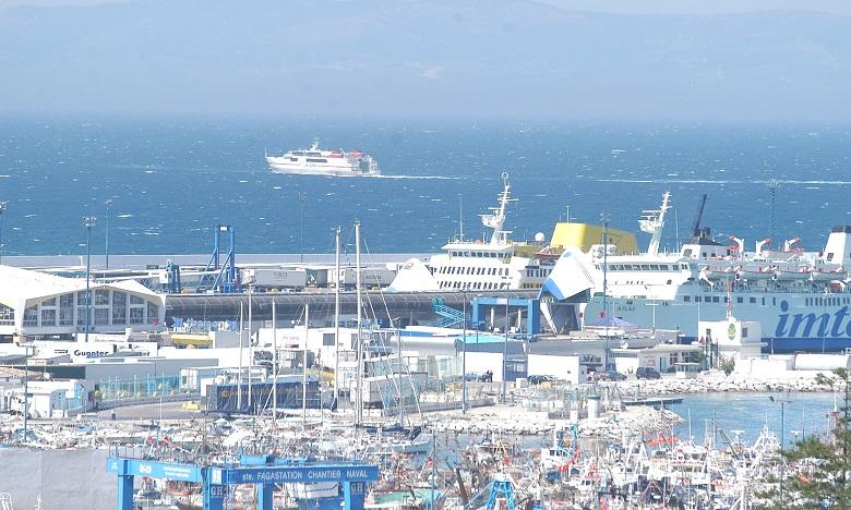 Le trafic maritime reprend entre Tanger-ville et Tarifa