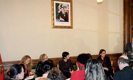 Présentation à Paris du Livre blanc «Femmes Santé Climat suite à la COP 22»