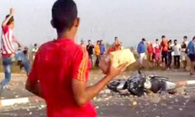 16 personnes placées en garde à vue après la rencontre Chabab  Al Hoceïma-Wydad de Casablanca