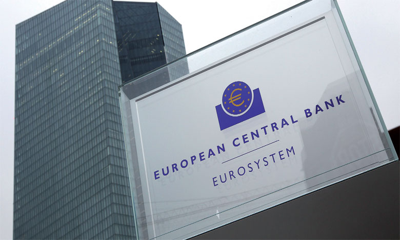 À compter de début avril, la BCE réduira le montant de ses achats mensuels d'actifs de 20 milliards d'euros à 60 milliards même si elle en a prolongé la durée.