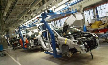 Hausse de 1,8% de l'indice de production au 4e trimestre 2016